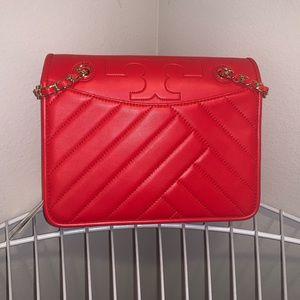 NWT Tory Burch Alexa Convertible Shoulder Bag
